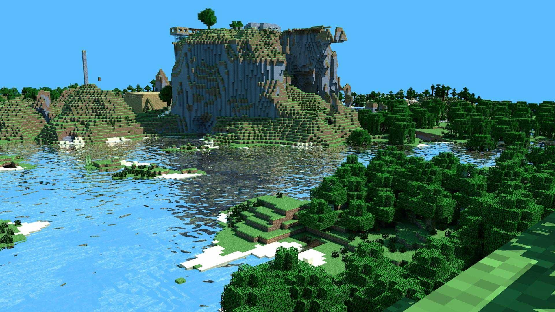 3d for Immagini minecraft hd