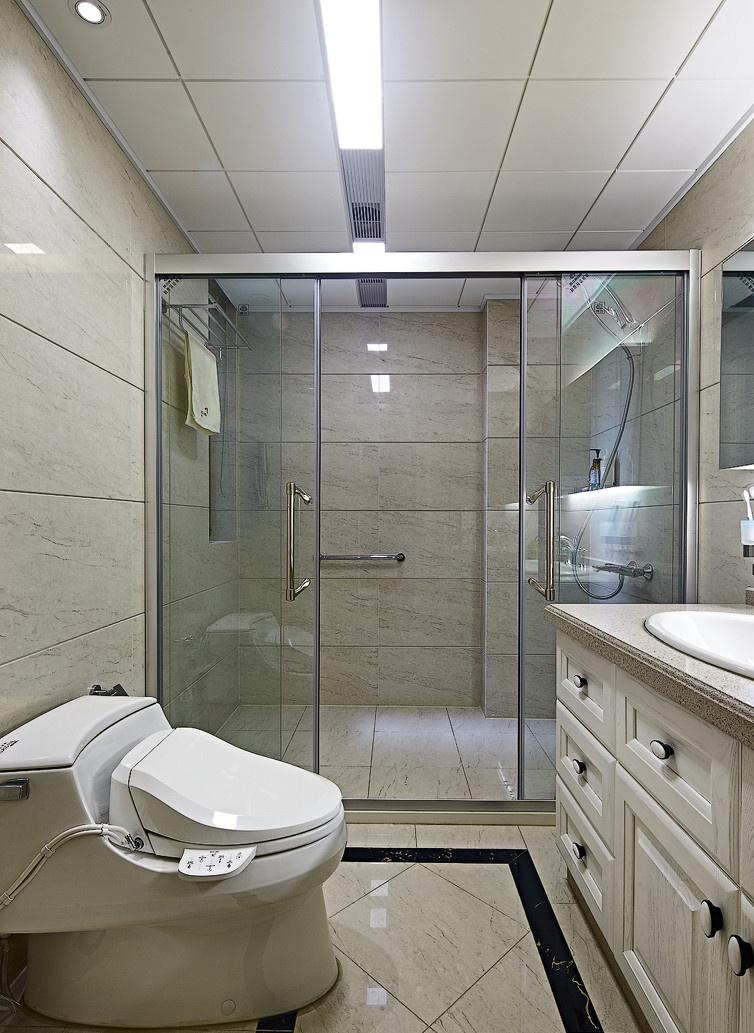 厕所 家居 设计 卫生间 卫生间装修 装修 754_1033 竖版 竖屏