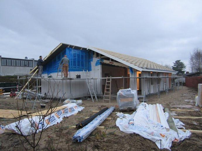 丹麦人这样建房子 保温横扫东北农村大土炕_图片新闻