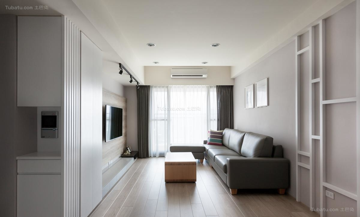 现代装修客厅效果图大全