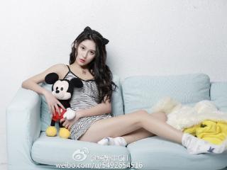 组图:《变形计》杨馥宇女大十八变 成极品网红