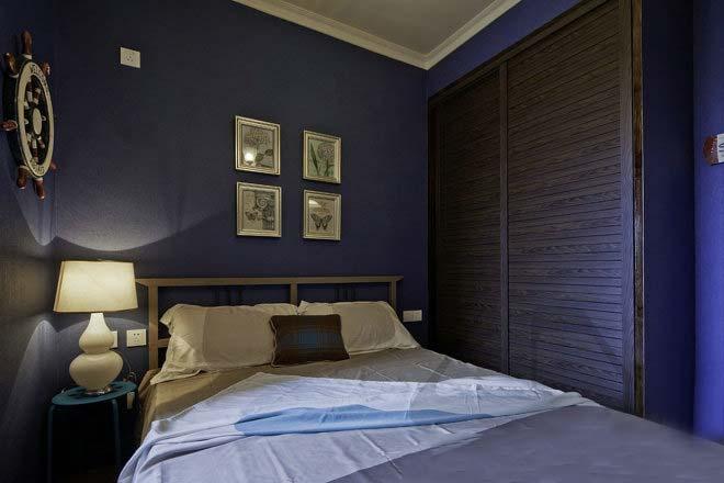 男神的新居 10款男生卧室设计布置图