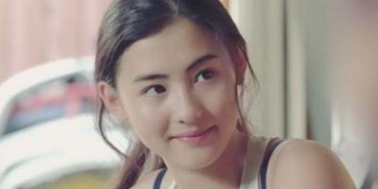 36岁张柏芝与谢霆锋离婚后,美丽似18岁少女