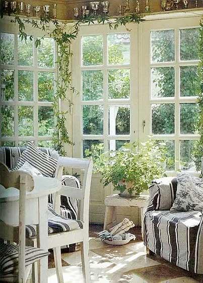 打造春季雜貨鋪 10款室內小花園裝修裝飾圖片