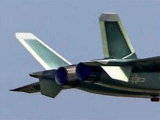 对照各版本歼20发动机喷口有哪些变化