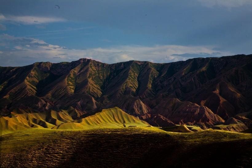 新疆努尔加大峡谷风景图片大全