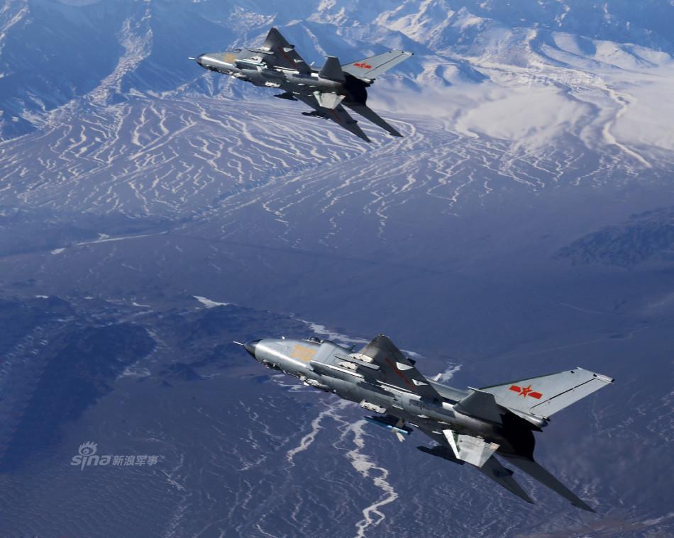 中国南北飞机制造工艺对比:歼8f和歼10a细节