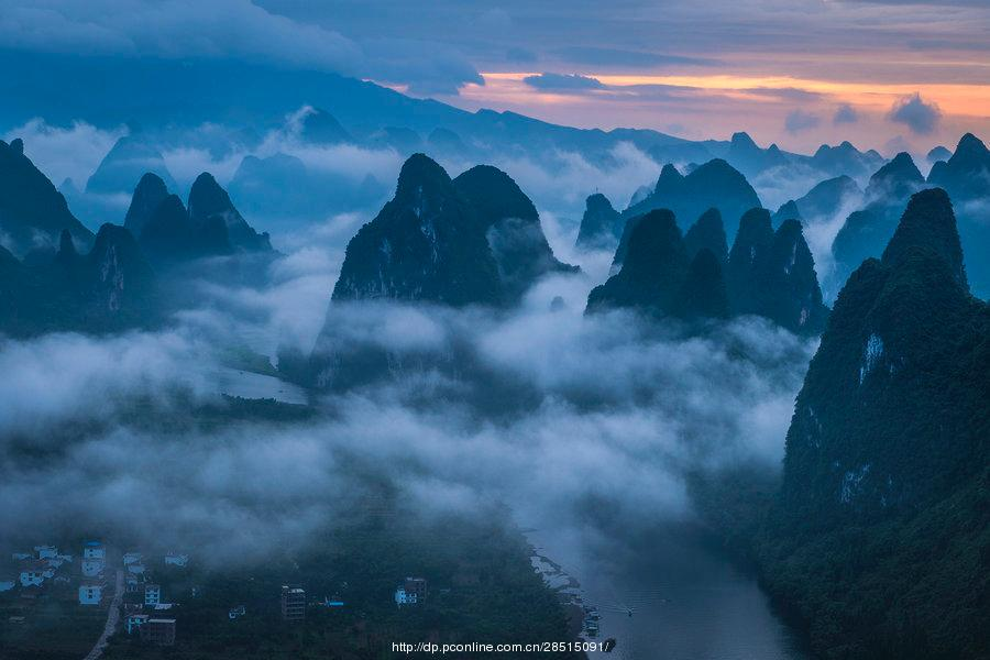 江山风景的图片