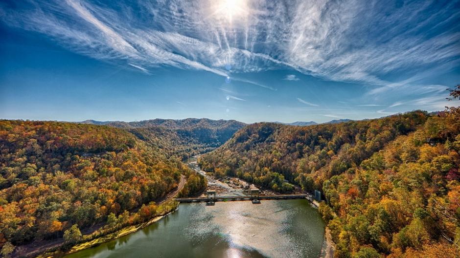 秋天醉美自然风景图片 秋天大自然风景图片大全