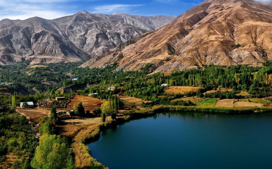大自然风景图片 美丽大自然山水风景图片大全