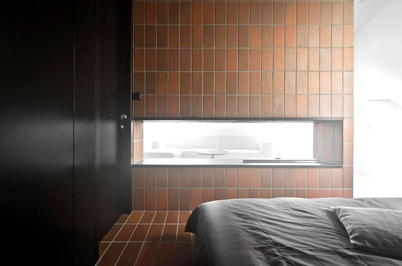 45平小户型公寓装修效果图 白天也懂夜的黑