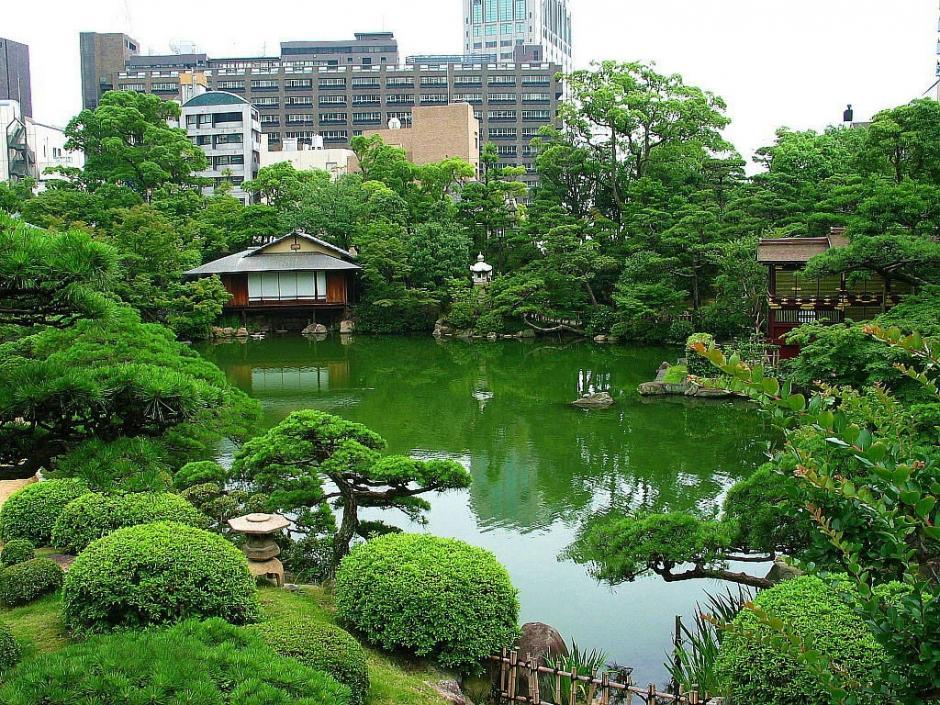日式慢生活风景壁纸高清