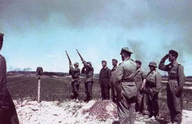 真实二战德军照片,你见过几张