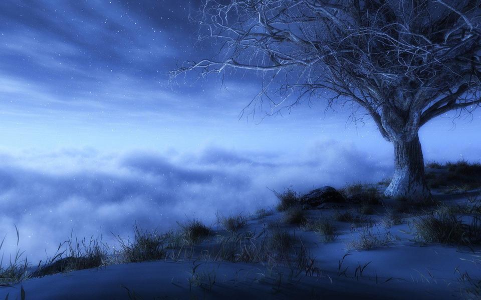 自然美丽唯美风景壁纸