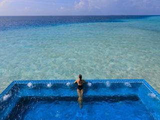 """世界上最美的浴池:非比寻常的""""泡澡"""