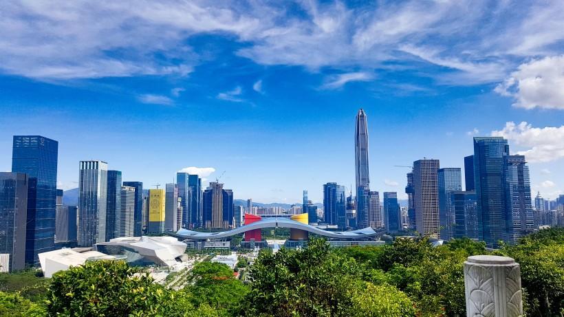 广东深圳风景图片