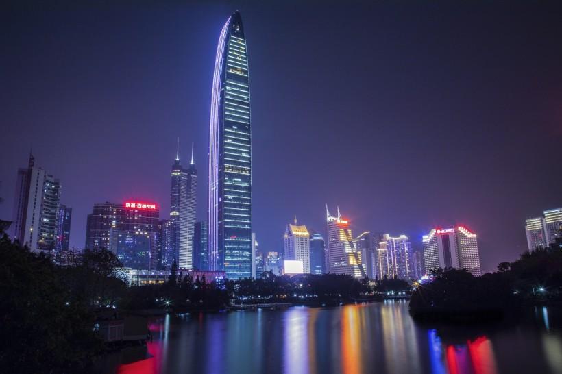 廣東深圳風景圖片