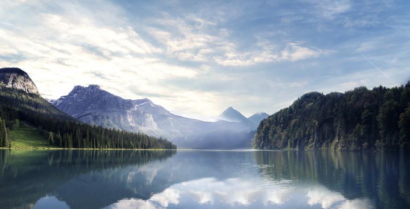 天堂美丽风景图片