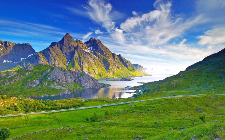 高清自然美景桌面主题壁纸图片下载大全