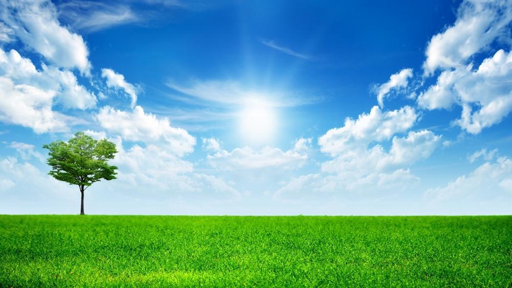 精选清新好看的自然田园风光高清护眼风景桌面壁纸下载