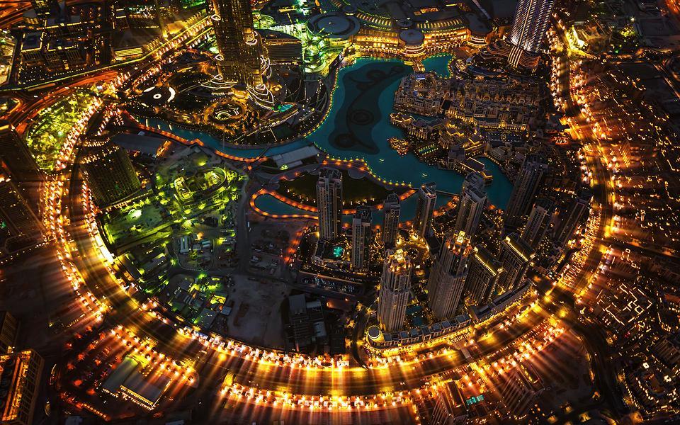 迪拜城市风景壁纸(www.5443.com 美女图片第10张)