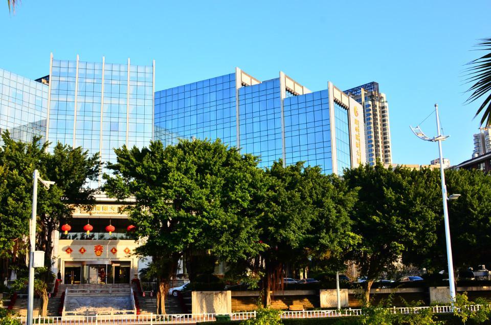 珠海城市风景图片大全