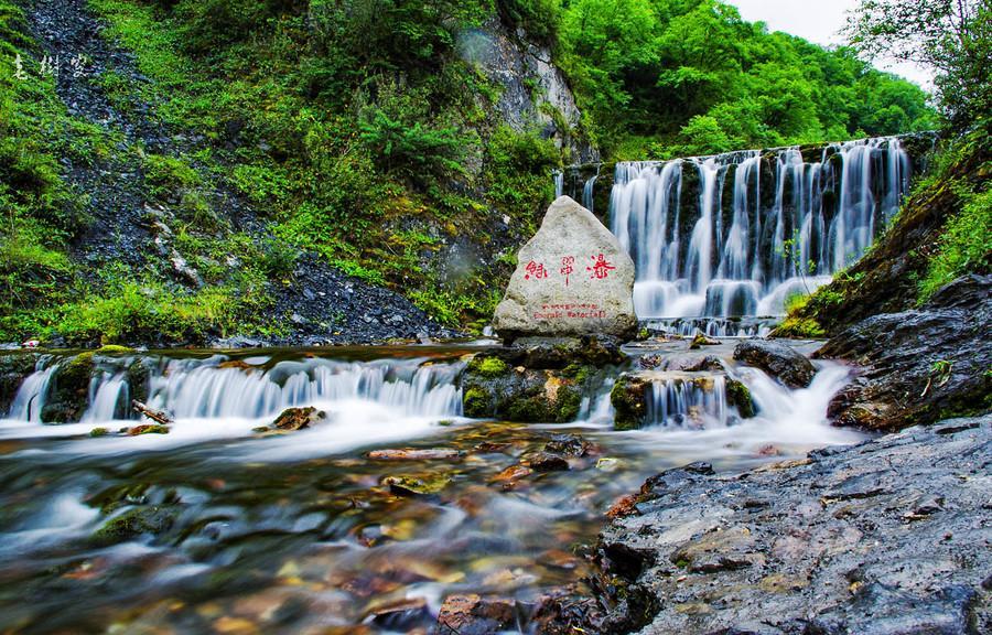 壁纸 风景 旅游 瀑布 山水 桌面 900_576