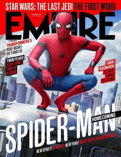 《蜘蛛侠:英雄归来》海报图片