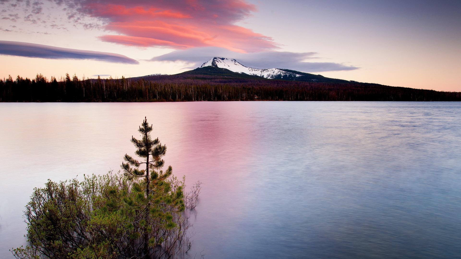 壮丽的自然风景图片高清宽屏桌面壁纸