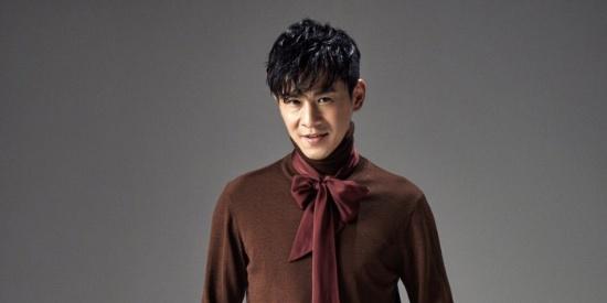 乔振宇酷帅时尚杂志写真高清图片