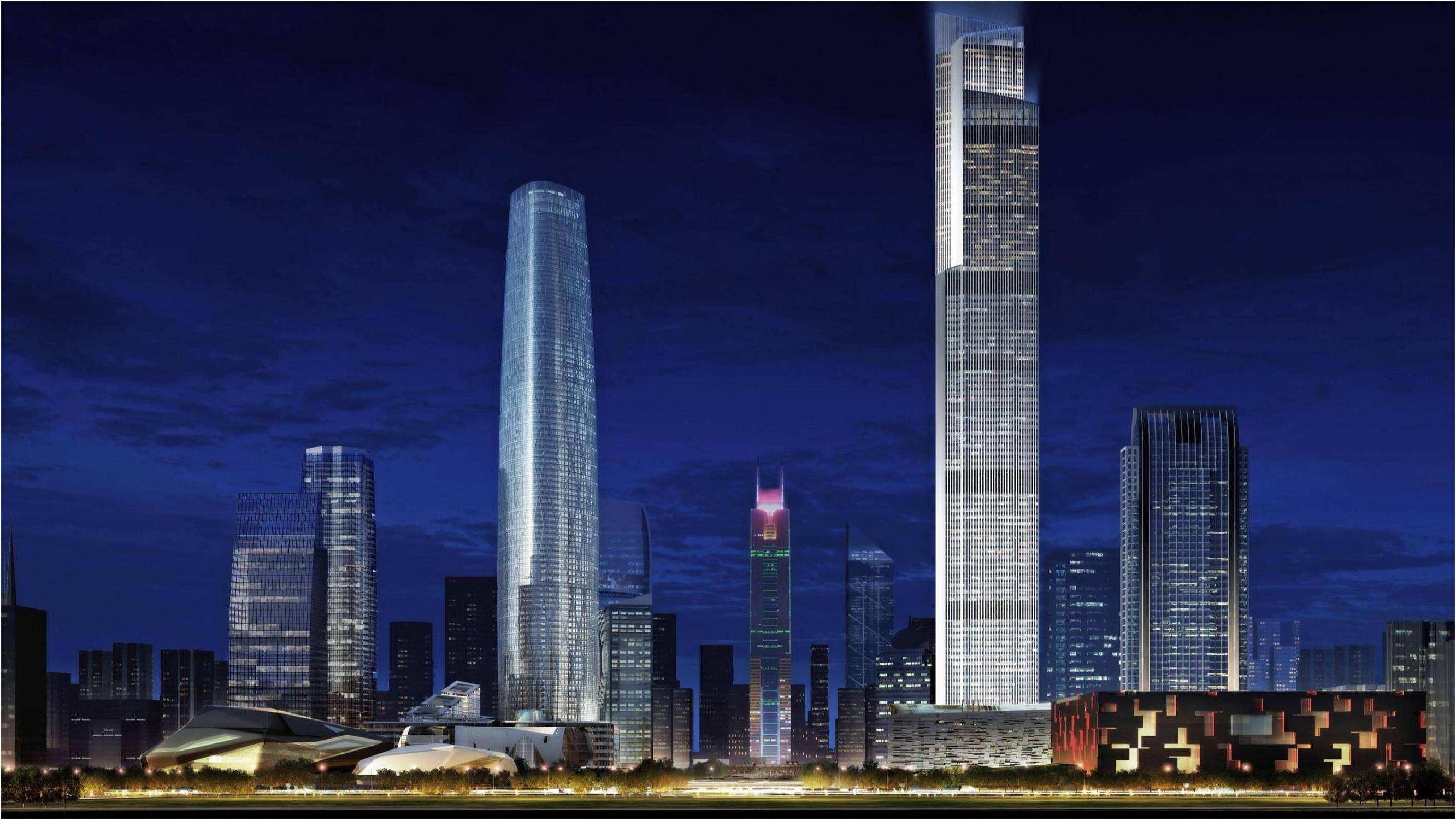 中国最美十大建筑风景图片