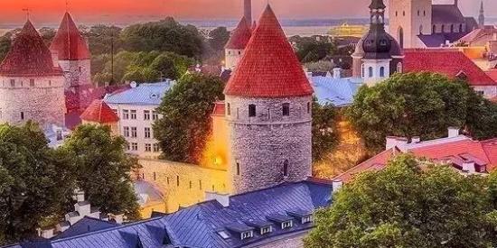 令人无法拒绝的东欧国家 每一张风景是壁纸