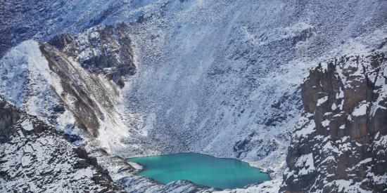 达古冰川:阿坝州又一颗璀璨明珠