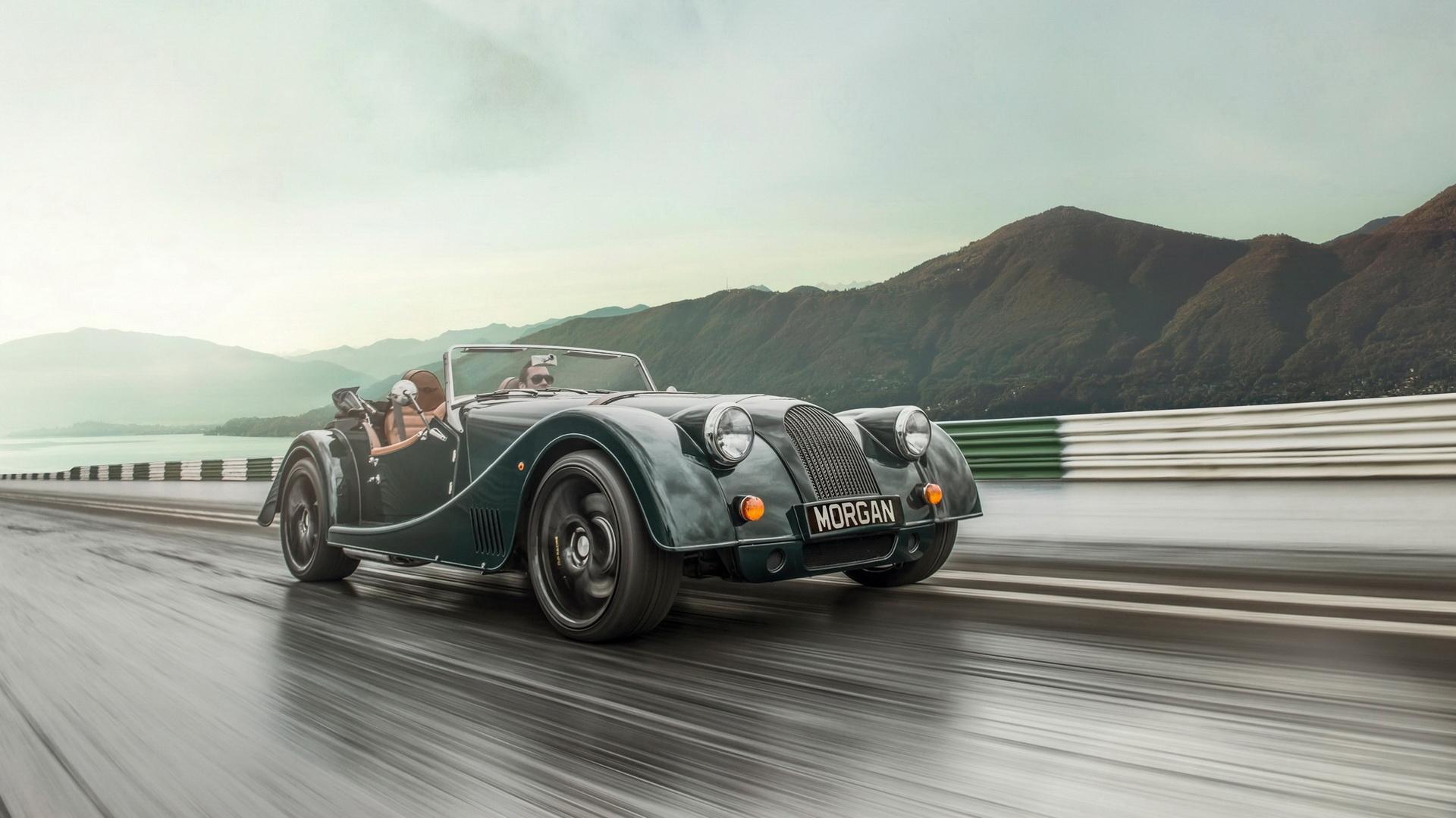 摩根roadster高清复古跑车图片桌面壁纸_图片_猫扑汽车