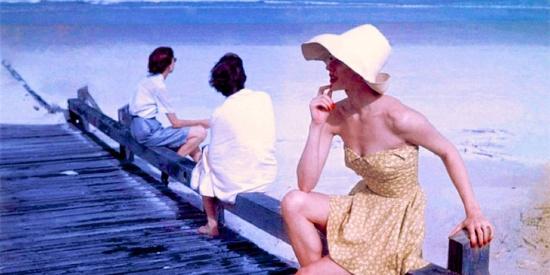 二战阴影遮不住人类对美的追求