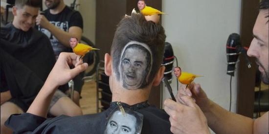 塞尔维亚神级理发师