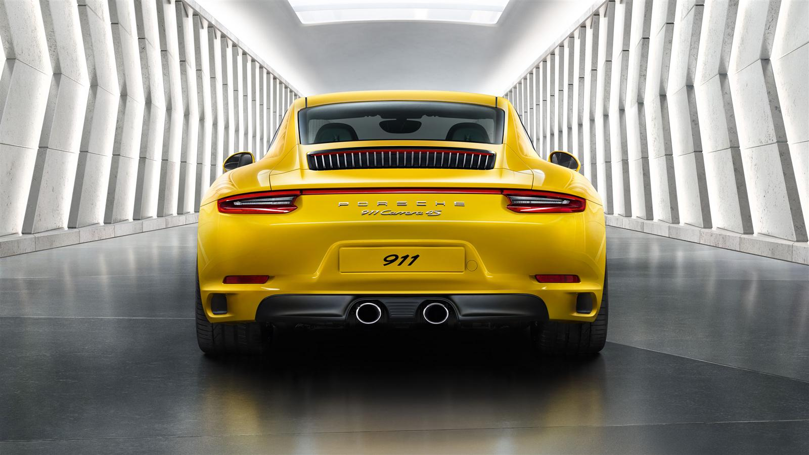 保时捷911超级跑车高清图片壁纸