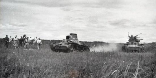 图说抗战后解放军装甲部队发展历程