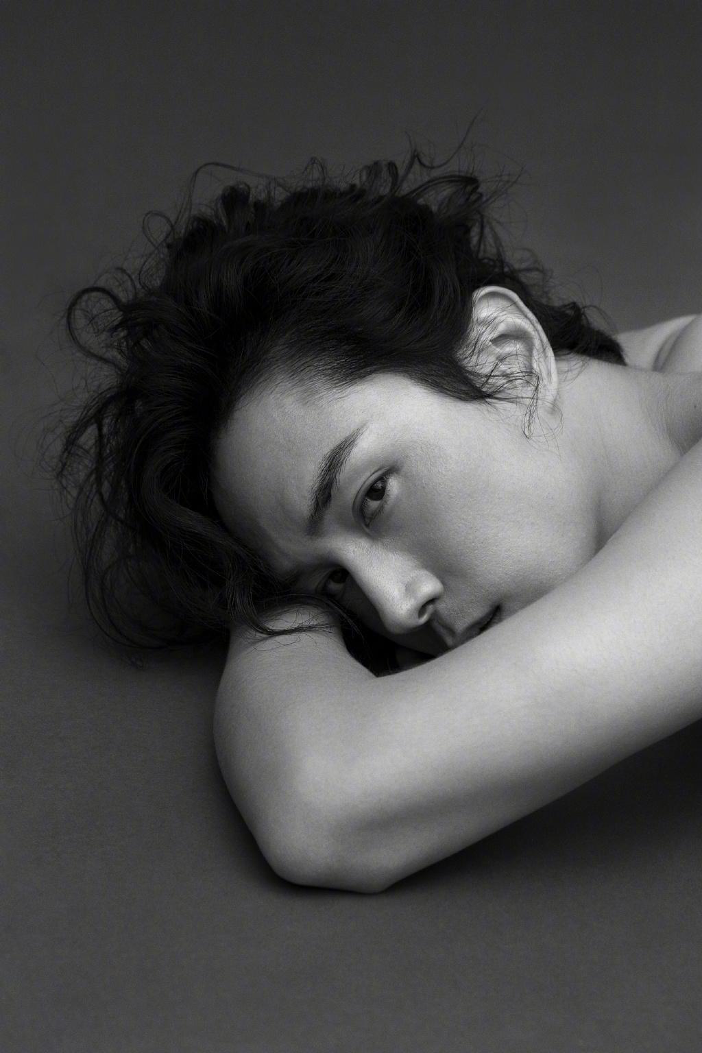 戚薇李承铉《时尚健康》杂志封面写真
