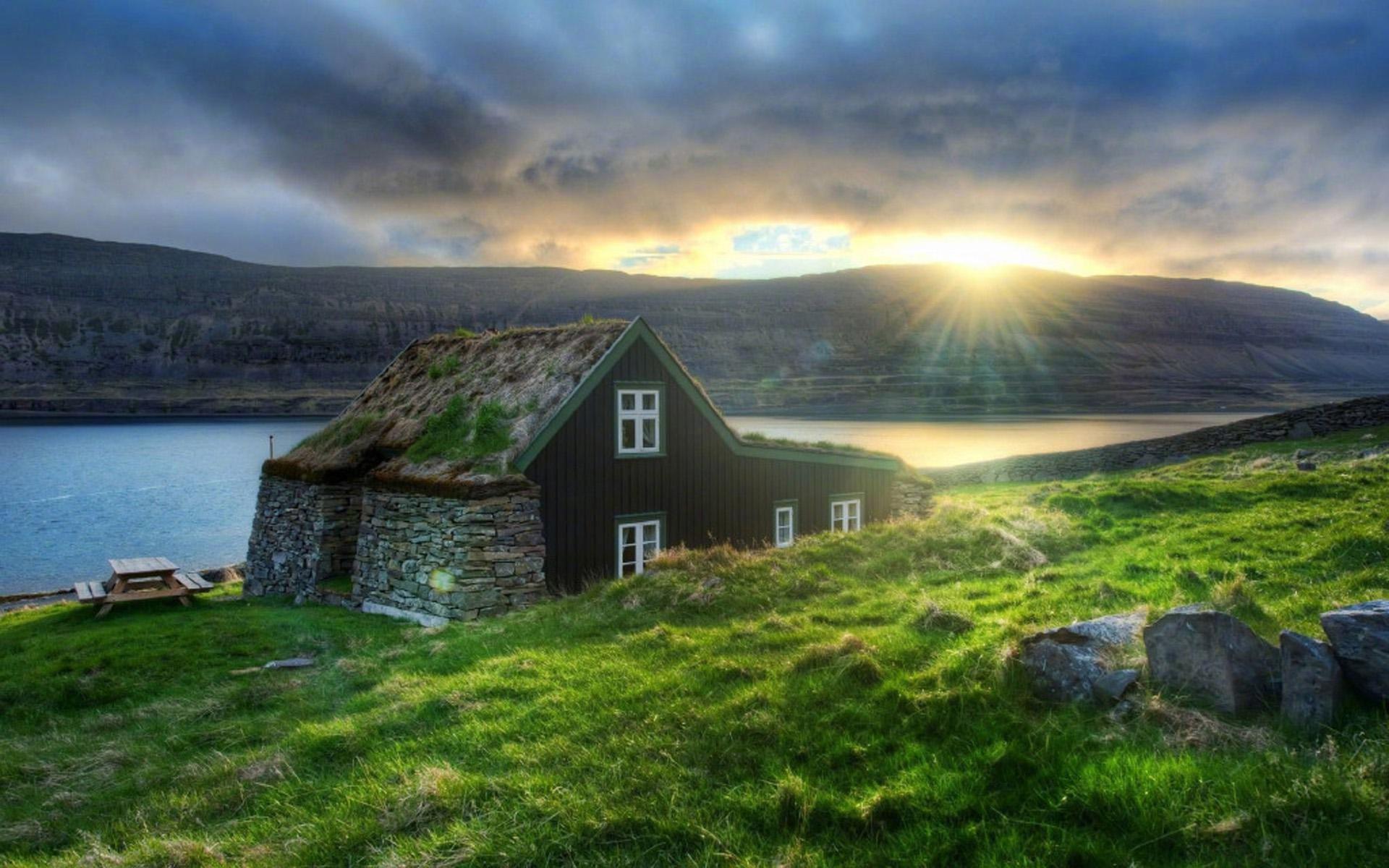 大自然清新美丽风景图片桌面壁纸