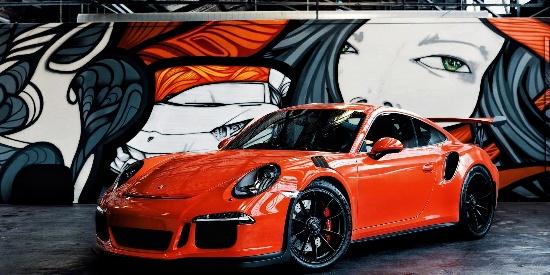 保时捷911 GT3RS,为赛道而生的小青蛙