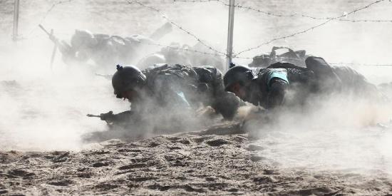 第76集团军某旅:对抗演练锤炼打赢能力