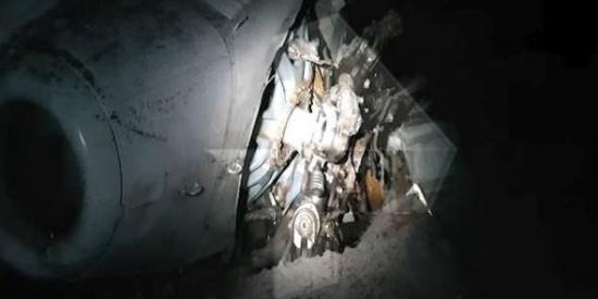 世界最大直升机降落时坠毁造成1死5伤
