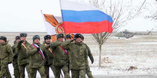 俄罗斯向克里米亚部署第四套S-400防空导弹系统