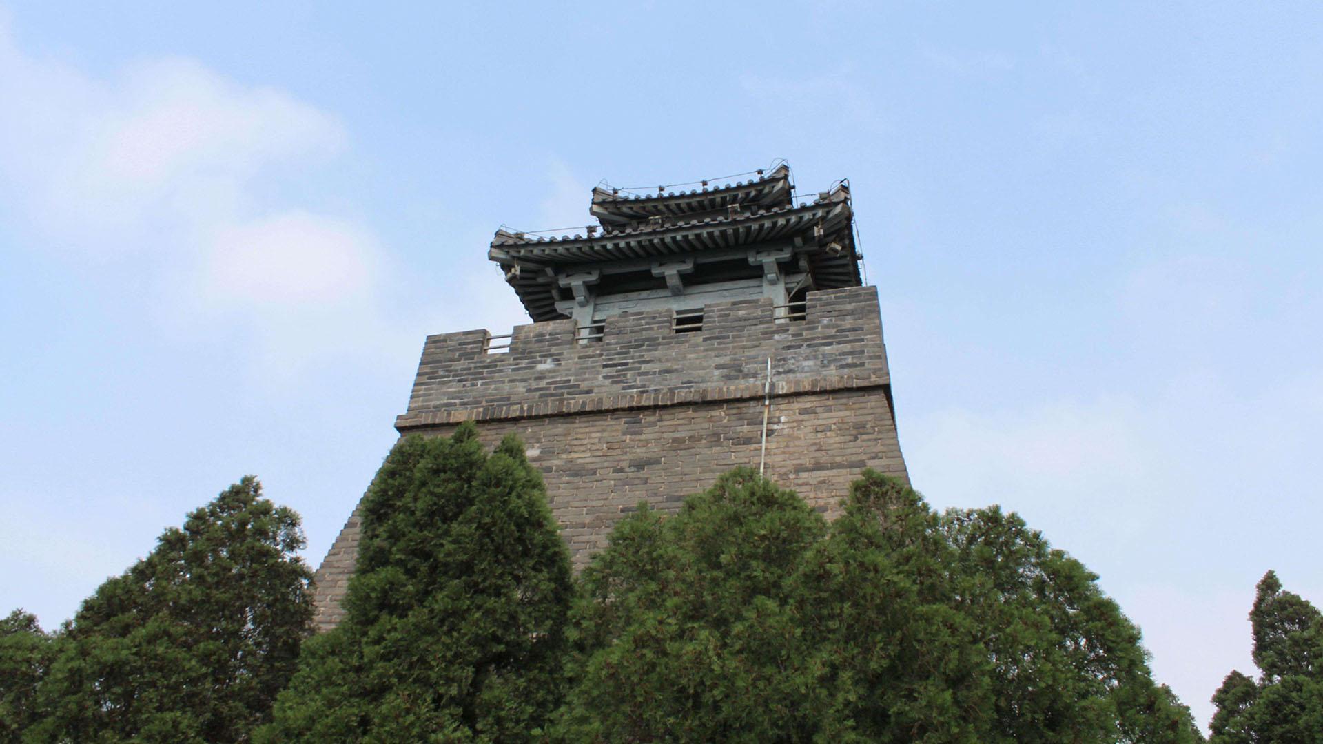西安骊山风景图片桌面壁纸_图片新闻_东方头条