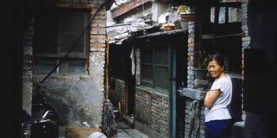 脏乱差:30年前的北京胡同实景
