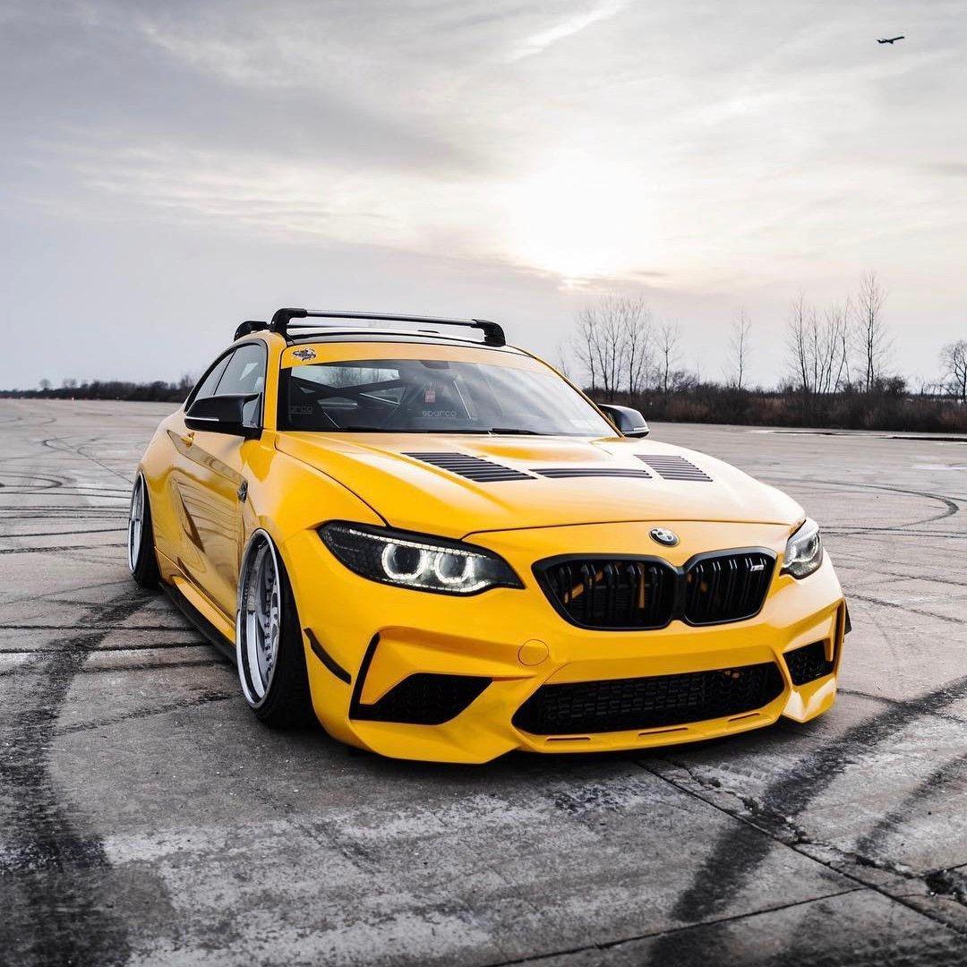 黄色整得是不是超级帅气?