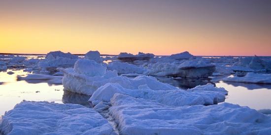 极地冰雪奇观风景桌面壁纸