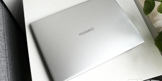 HUAWEI MateBook X Pro图赏:极致全面屏旗舰轻薄本