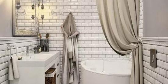 5㎡卫生间,如何实现泡澡+淋浴?